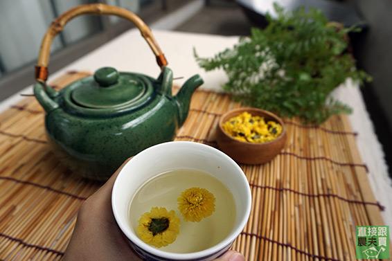 办公室护眼养生茶饮  女性健康食療